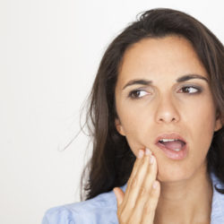 sinus related tooth ache